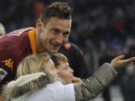 Totti para a história na Serie A