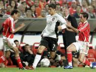 Ronaldo na Luz (REUTERS/Nacho Doce)