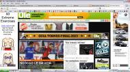 Árbitro ajuda Mourinho: como o mundo viu a vitória do Real?