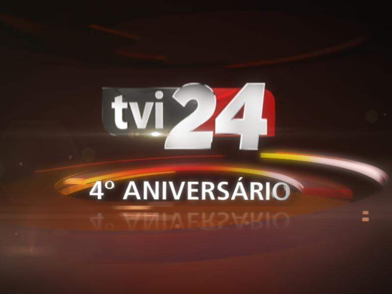 TVI 24 - 4 aniversário
