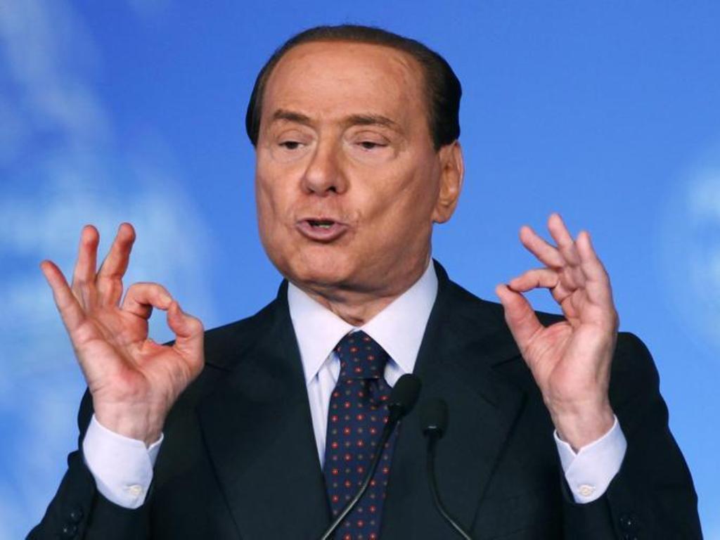 Silvio Berlusconi [Reuters]
