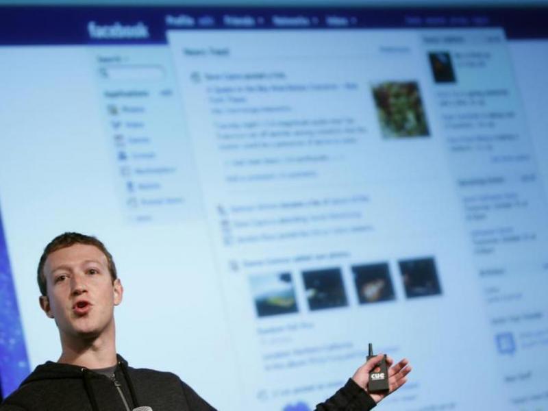 Facebook [Reuters]