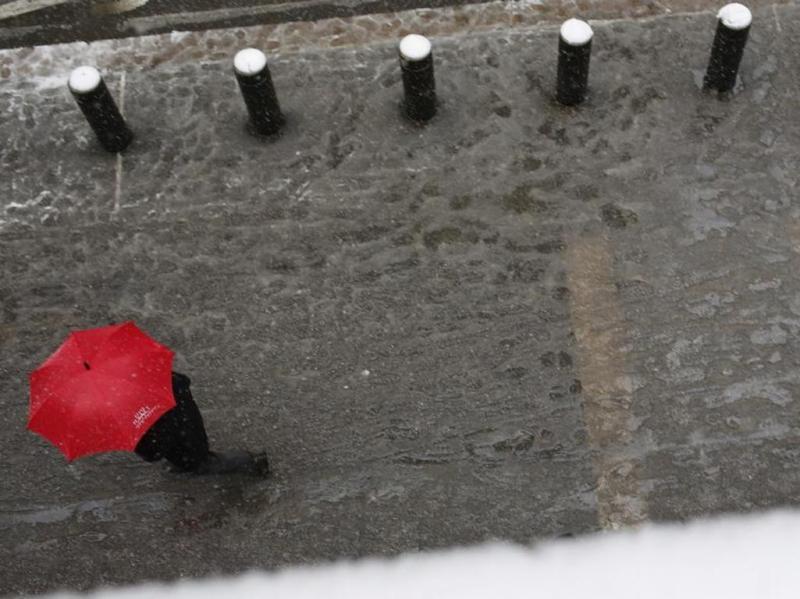Chuva [Reuters]