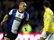 FC Porto vs Estoril (LUSA)