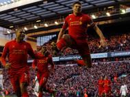 Liverpool-Tottenham (Reuters)
