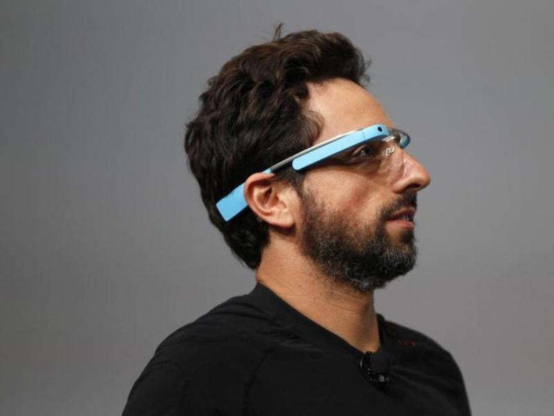 Google Glass [Reuters]