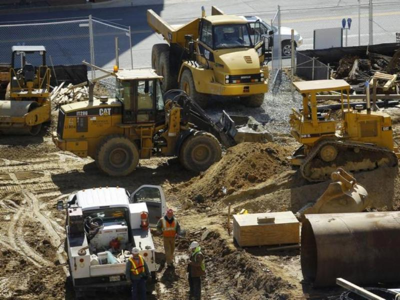 Construção civil [Reuters]