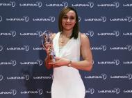 Prémios Laureus: Jessica Ennis, prémio para a melhor atleta