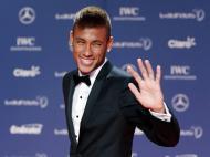 Prémios Laureus: Neymar não ganhou o prémio revelação