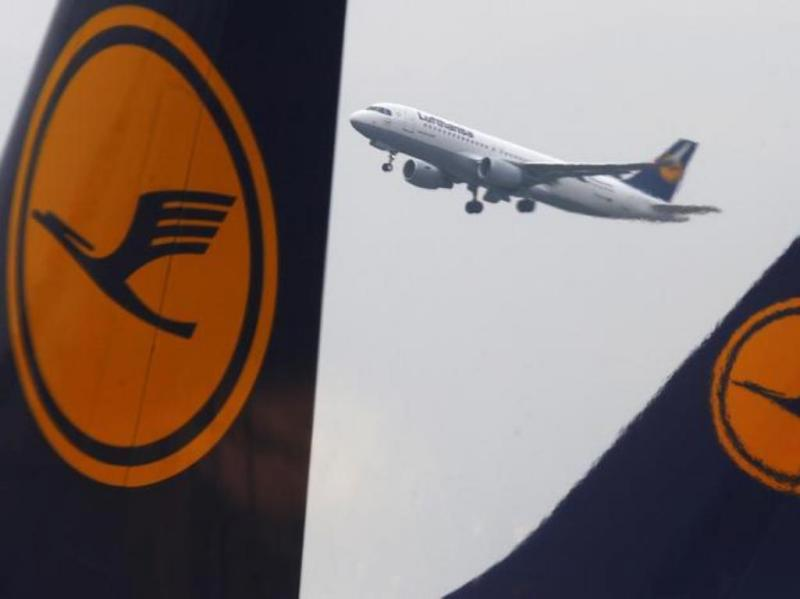 Lufthansa [Reuters]