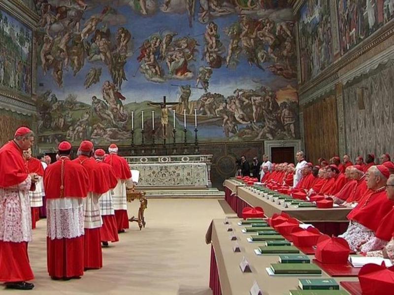 Conclave [Reuters]
