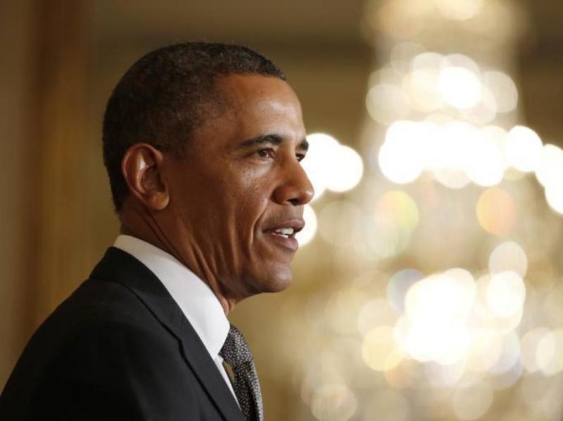 Barack Obama [Reuters]