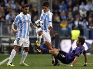 Málaga-FC Porto