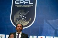 Emanuel Medeiros na conferência da EPFL