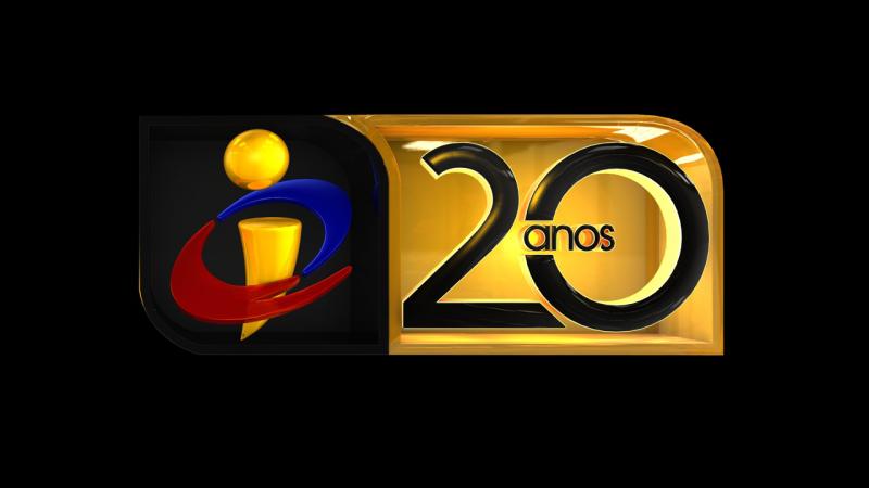 Logo TVI 20 anos