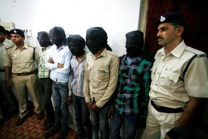 Violação na Índia (Reuters)