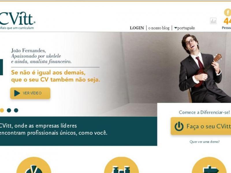 CVitt (site oficial)