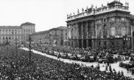 Funerais da equipa do Torino, em 1949