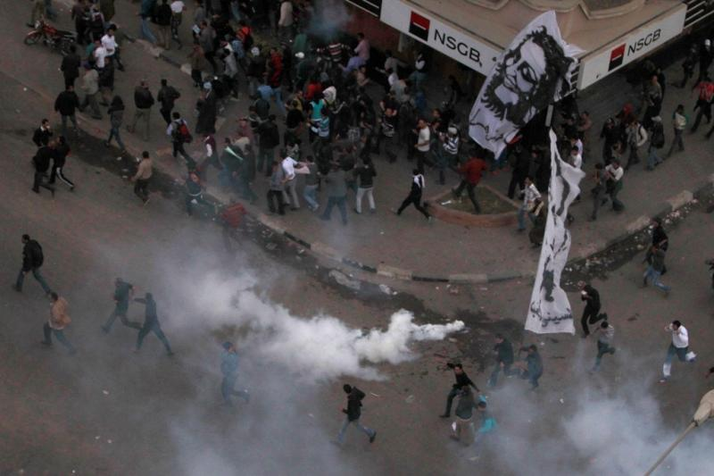 Confrontos no Cairo (Reuters)
