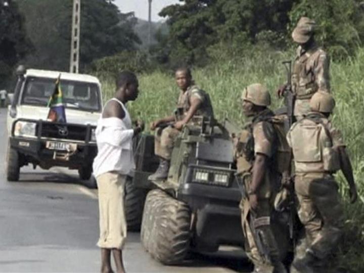 República Centro-Africana [Reuters TV]