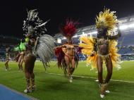 Brasil-Rússia: samba em Stamford Bridge