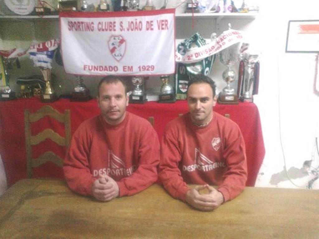 Cândido Costa e Ricardo Sousa
