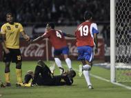 Costa Rica: protesto depois da nega da FIFA