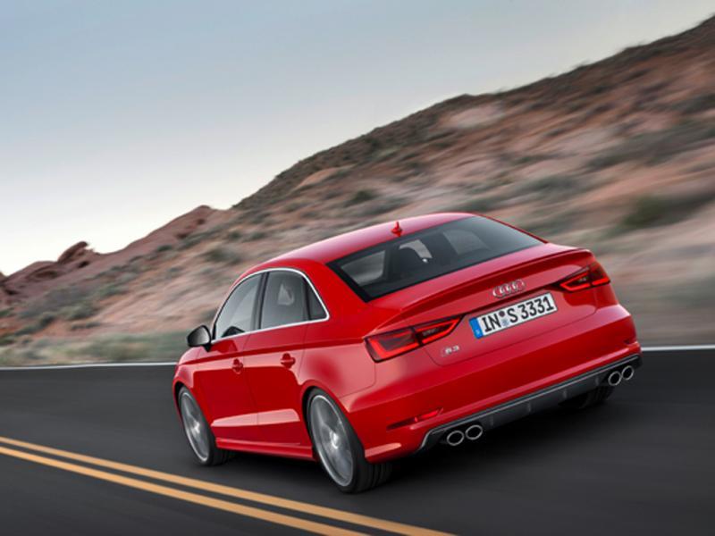 O novo Audi A3 Limousine