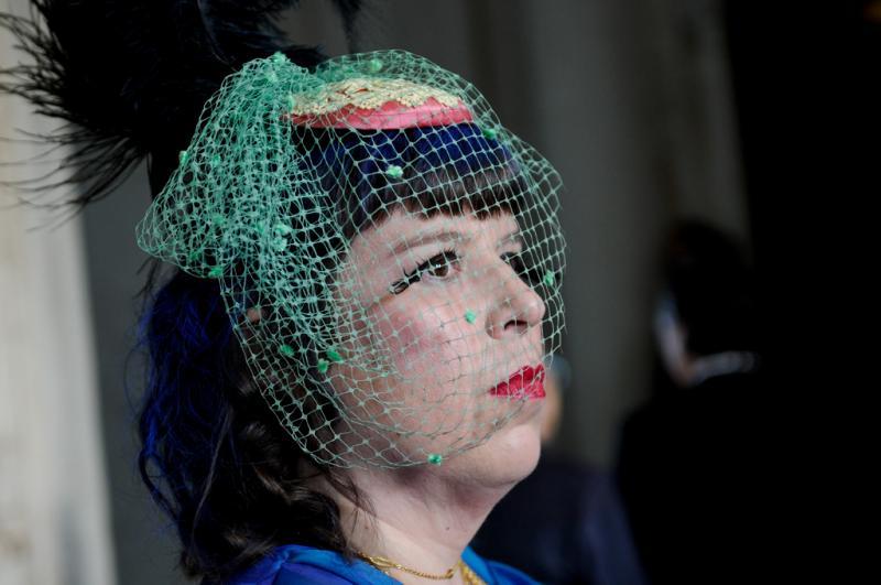 Joana Vasconcelos - Joana Vasconcelos inaugura exposição em Lisboa Fotos: Tiago Frazão Lux