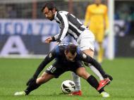 Inter de Milão vs Juventus (EPA)
