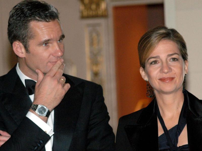 Infanta Cristina de Espanha (Reuters)