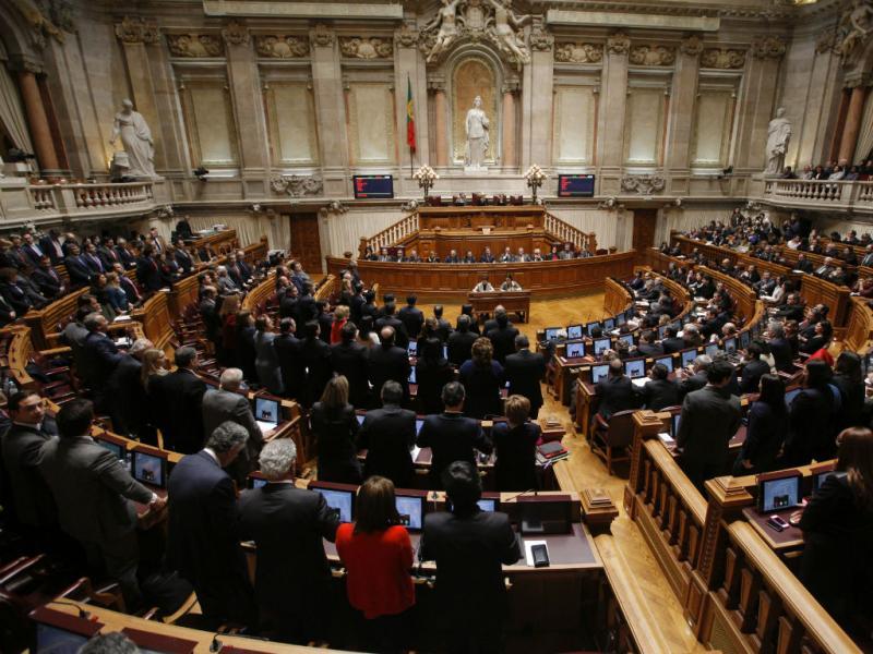 Moção de Censura do PS em debate na AR (José Sena Goulão/Lusa)