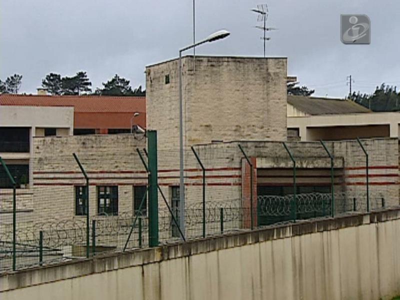 Prisão da Carregueira, em Sintra