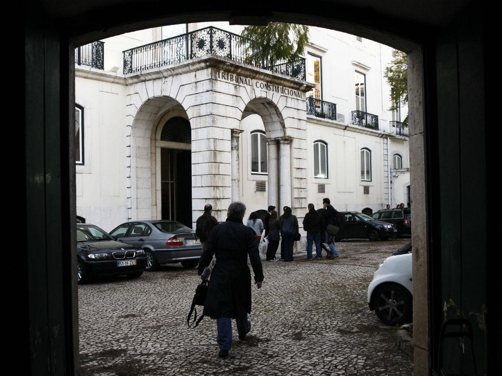 Tribunal Constitucional (André Kosters/Lusa)
