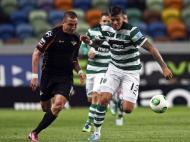 Sporting-Moreirense (Mário Cruz/Lusa)