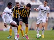Vitória de Guimarães vs Beira-Mar (HUGO DELGADO / LUSA)