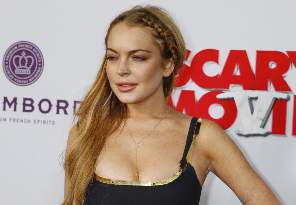 Lindsay Lohan - Antestreia de «Scary Movie 5» em Hollywood Foto: Reuters
