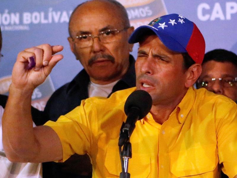 Henrique Capriles (Reuters)