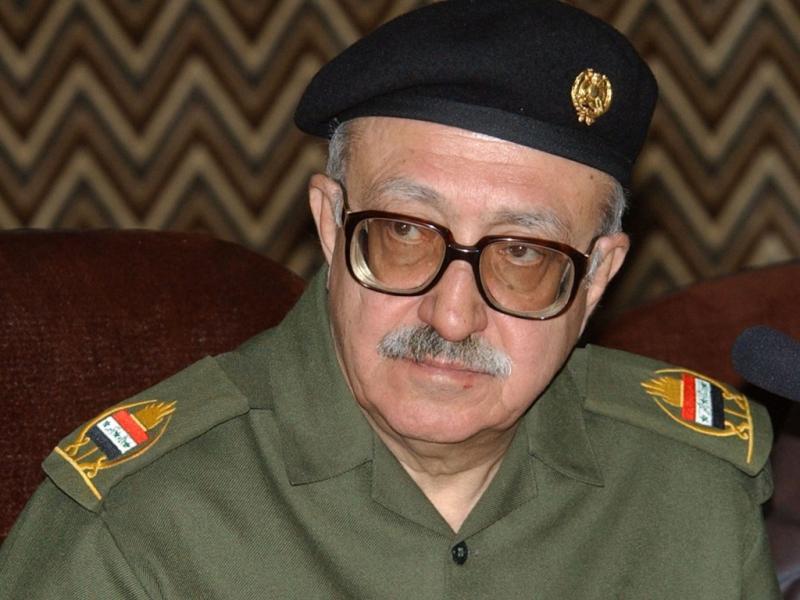 Tariq Aziz, Ministro de Saddam Hussein (Reuters)