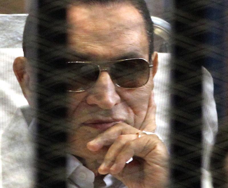 Hosni Mubarak Foto: Lusa