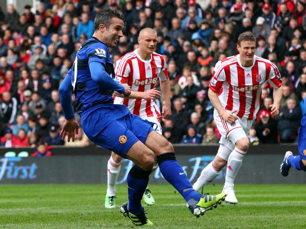 Van Persie (Manchester United)