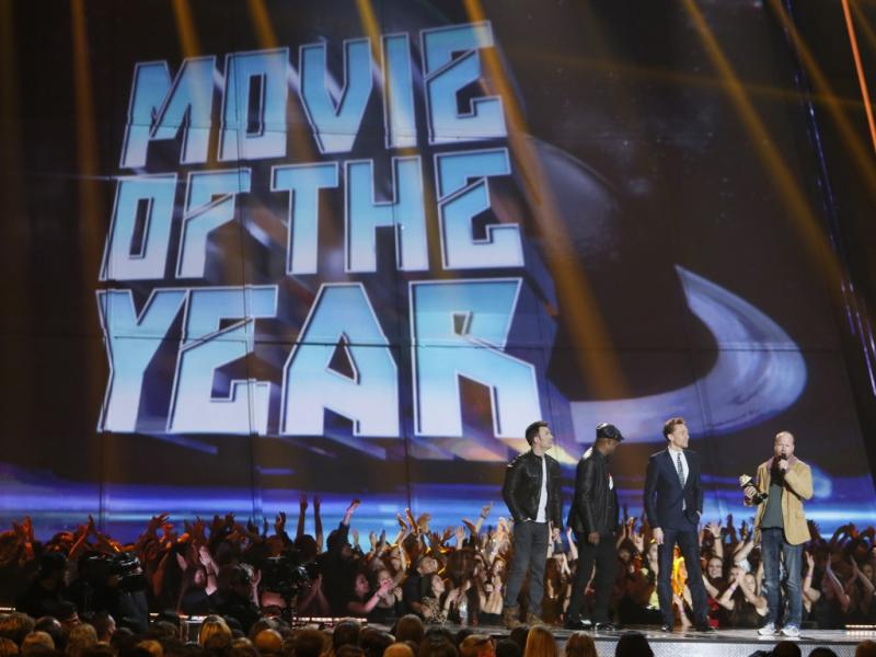 «Os Vingadores» vence o prémio de Melhor Filme nos MTV Movie Awards 2013 (Reuters)