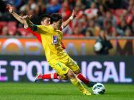 TP: Benfica-P. Ferreira (Lusa)