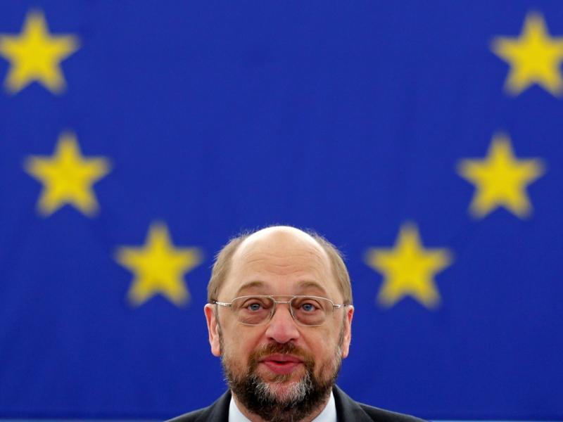 Martin Schulz (Reuters)