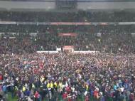 Invasão em Cardiff