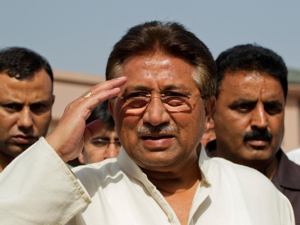 Musharraf (Reuters)