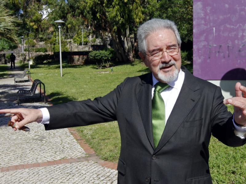 Isaltino Morais (Lusa/Manuel de Almeida)