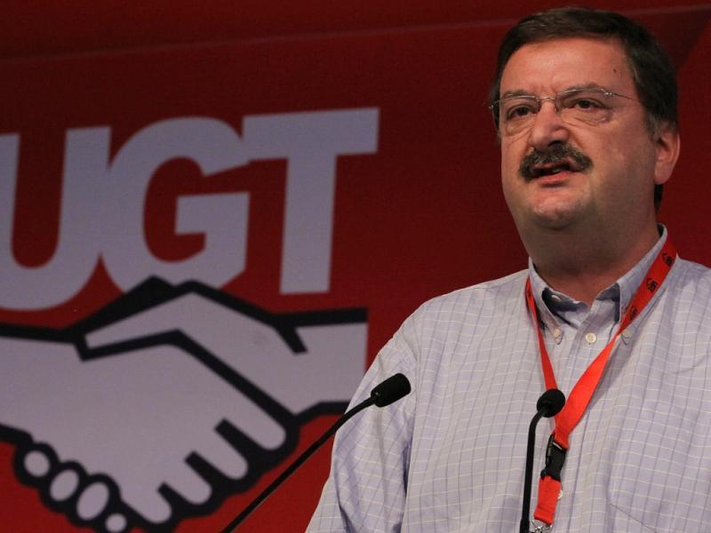 Novo secretário-geral da UGT, Carlos Silva (LUSA)