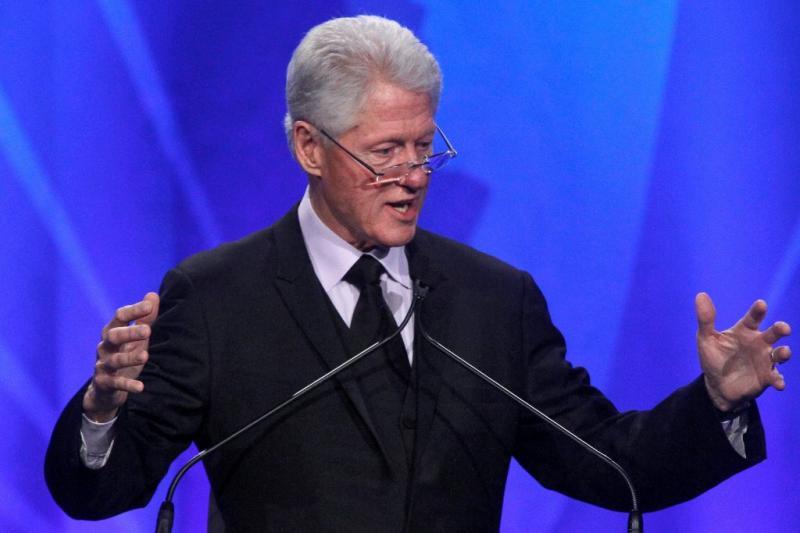 Bill Clinton - 24º Prémios GLAAD Foto: Reuters