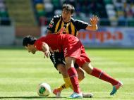 Beira-Mar vs Gil Vicente (PAULO NOVAIS / LUSA)